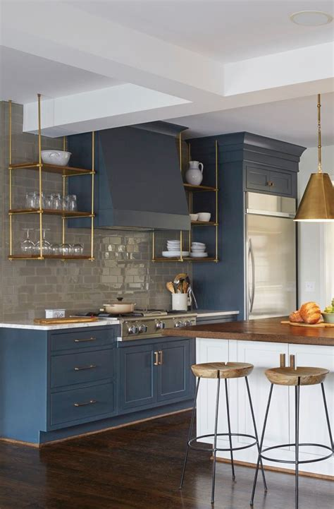 blue cabinets kitchen 25 best ideas about blue kitchen cabinets on pinterest
