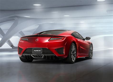 acura nsx acura nsx type r coming in 2018 youwheel car news