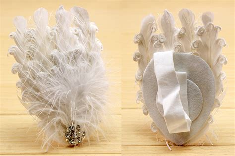 baby infant toddler headband peacock feather flower bow headwear hair band ebay