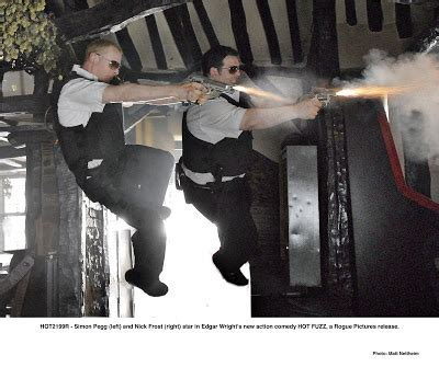 funny movies like hot fuzz hot fuzz 2007 rogue pictures