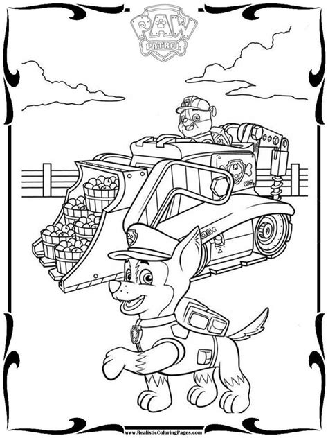 paw patrol vehicles coloring pages paw patrol vehicle free colouring pages