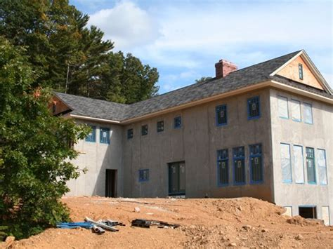 Concrete Home Construction by Icf Home Concrete Home Construction In West Hartford Connecticut The Concrete Network