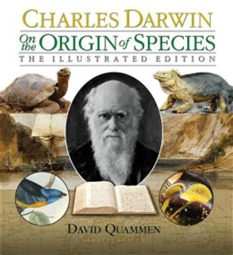 on the origin of species the illustrated edition by