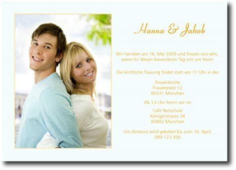 Beispieltext Hochzeitseinladung by Hochzeit Einladungskarten Selber Gestalten