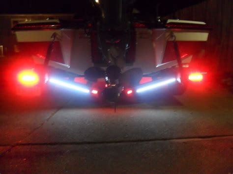 led boat trailer lights west marine anyone added backup led lights to your trailer boats
