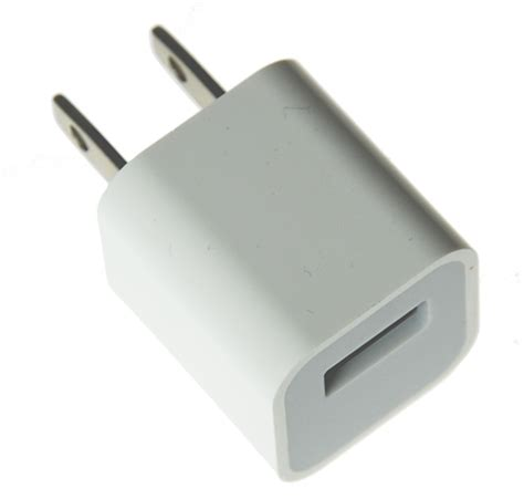 Adaptor Charger Iphone usb power adapter for iphone and ipod