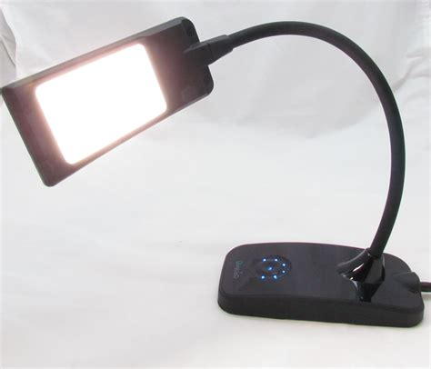 Bright Desk Light by Oxyled T120 Dimmable Eye Care Led Desk L