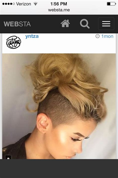 shaved sides long top extensions 25 best ideas about shaved long hair on pinterest long