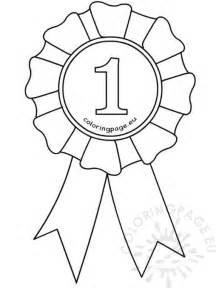 Rosette Template Printable by School Coloring Page