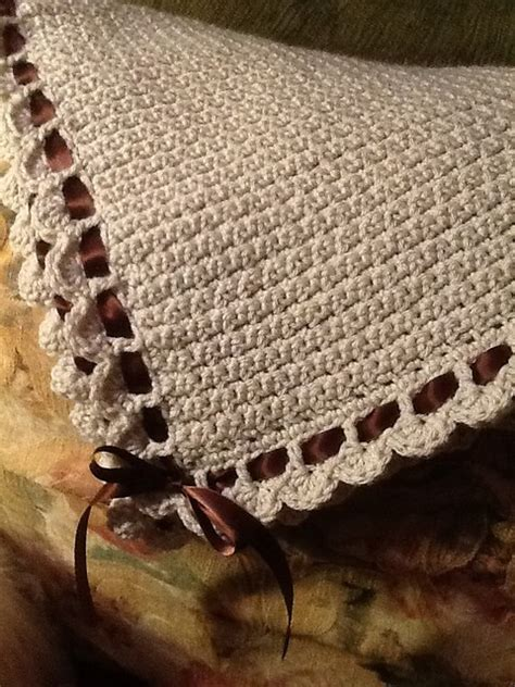 Tiramisu Baby Blanket Crochet Pattern by Free Pattern Always Made For A Special Person