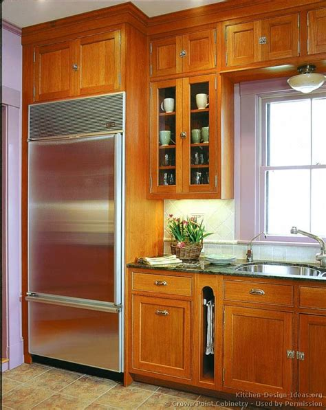 built in kitchen cabinets design pictures of kitchens traditional light wood kitchen