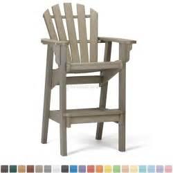 breezesta coastal collection bar height chair northline