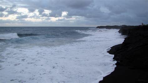black sand 3 5 kalapana black sand beach amazing and beautiful black
