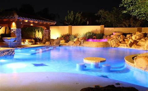 amazing backyards the best backyard pools that you must see homesfeed