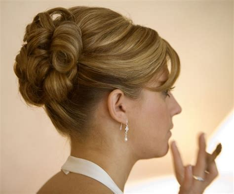 Pretty Hairstyles For by 5 Pretty Hairstyles For A Wedding Harvardsol