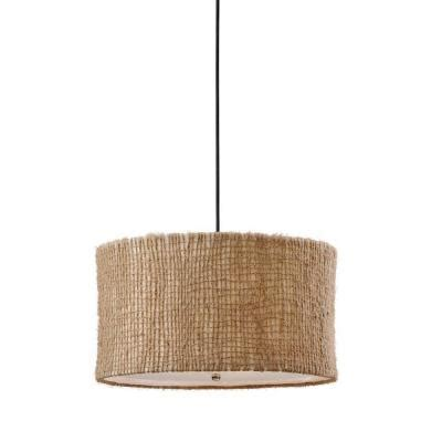 global direct 3 light drum pendant 21935 the