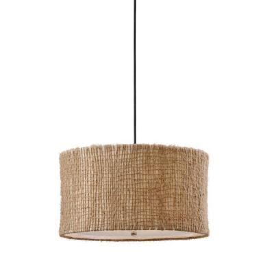global direct 3 light drum pendant 21935 the