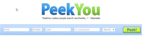 Peekyou Search The Best Free Search Engines Page 8