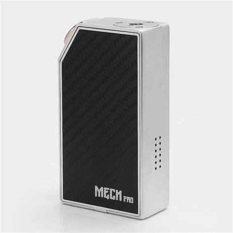 Authentic Geekvape Mech Pro Kit Silver authentic geekvape mech pro silver 18650 mechanical box mod