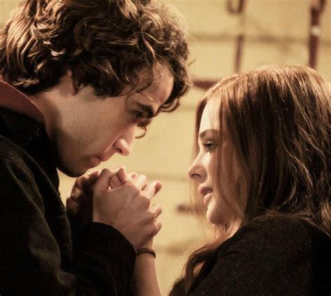 film romance sad chlo 235 grace moretz on big screen teen romance