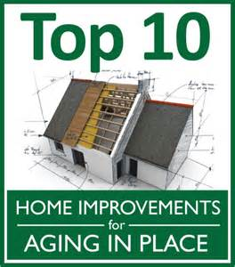 Top 10 Home Improvements That Top 10 Home Improvements For Aging In Place Design