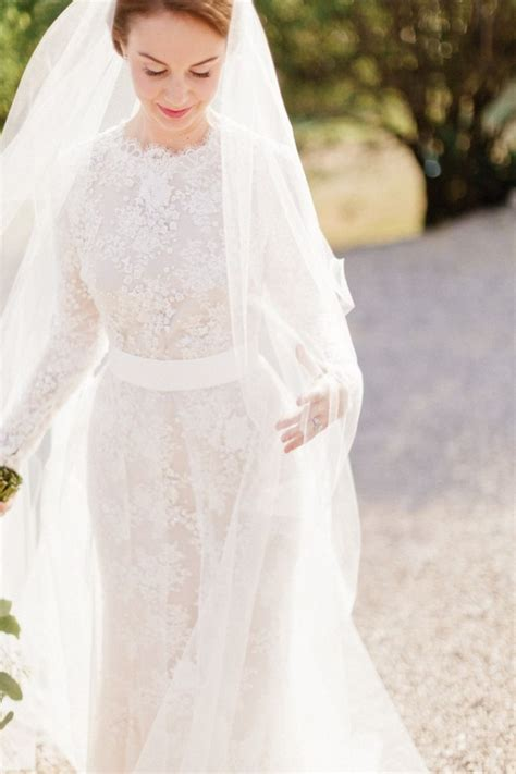 Wedding Ceremony Dresses by 34 Sleeve Wedding Dresses For Fall And Winter