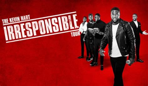 kevin hart irresponsible tour 2018 kevin hart is coming back down under for the