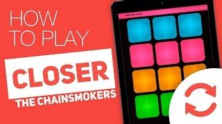 despacito unipad how to play closer the chainsmokers super pads pop hit
