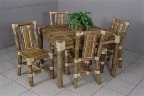 bamboo dining room set bamboo dining room set marceladick com