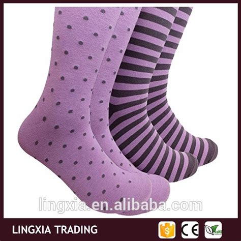 Breathable Cotton Dress Socks - make your own design breathable custom dress socks