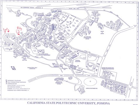 cal poly pomona map cpp cus map adriftskateshop
