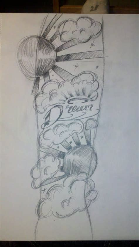 how to design a tattoo sleeve half sleeve drawings for half sleeve