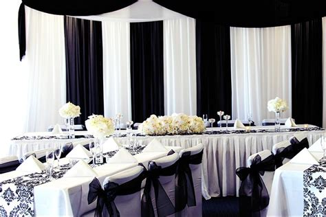 Wedding Background Black And White by Wedding Backdrops 25 Stage Sets For A Tale Wedding