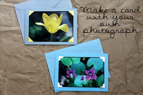 how to make my own greeting cards create own greeting card with your photos wblqual