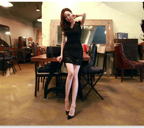 Dress Dress Korea Dress Hitam Black Dress Hitam Black Dress Import Korea Hitam Cantik Dress Import Korea Hitam