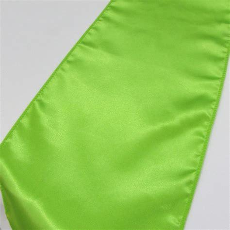 Lime Green Table Runner Froggie
