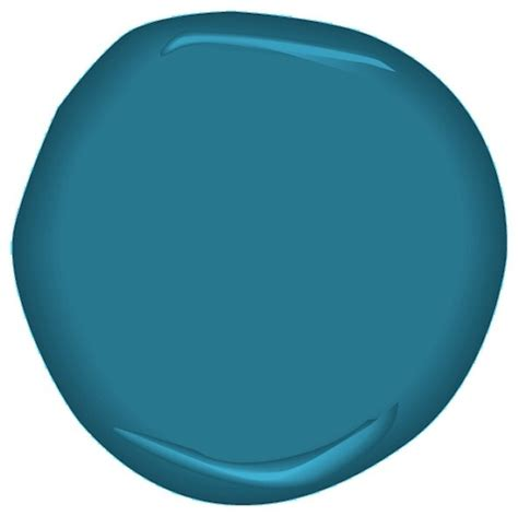 avalon teal csp 645 paint by benjamin