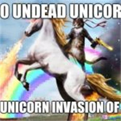Unicorn Rainbow Meme - epic rainbow unicorn cat meme generator imgflip