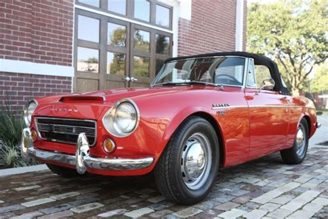 1967 datsun 2000 roadster for sale 1967 datsun 2000 roadster aka fairlady classic datsun