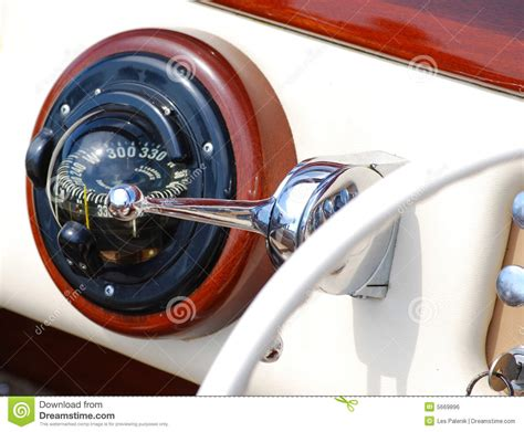 how to use a compass on a boat antique compass in a boat royalty free stock image image