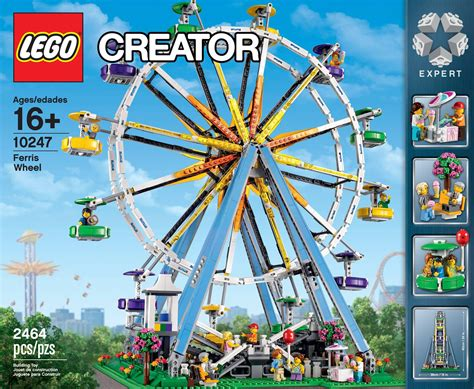 Giveaway Picker Wheel - lego creator ferris wheel 10247 lego news brickpicker