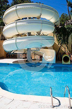 backyard pool with slide best 25 pool slides ideas only on pinterest swimming pool slides pool with slide