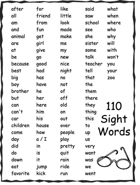 sight words brighter child sightwords s 246 k p 229 google education ideas children words and sight words list