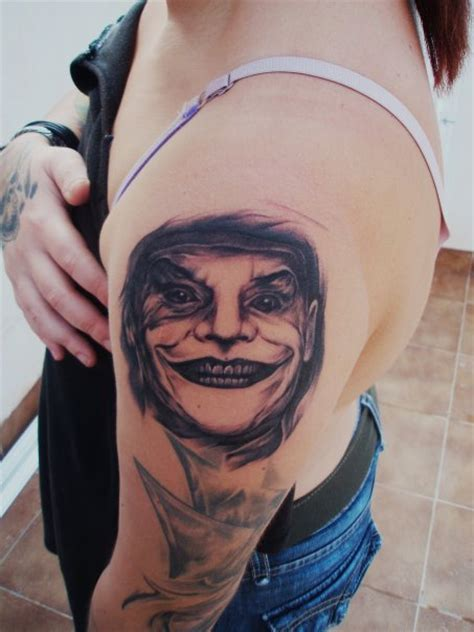 joker tattoo reddit joker tattoo 2 by tattooastur on deviantart