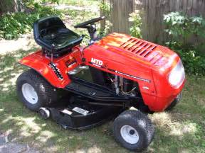 pics photos mtd yard machines lawn tractor