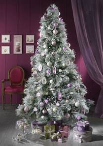 decoration sapin noel theme gourmandise