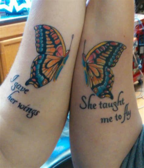 matching tattoos with mom 10 13 15 tattoos