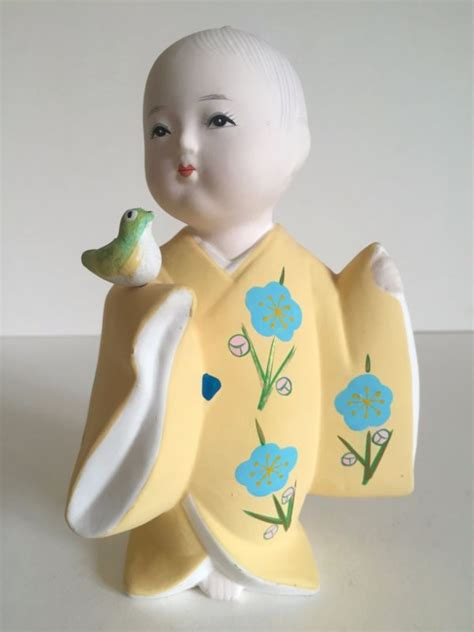 bisque doll japan japanese bisque doll shop collectibles daily