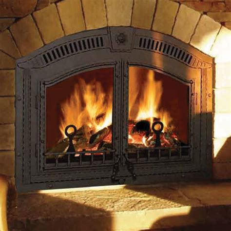 Nz6000 Napoleon High Country Wood Burning Fireplace Modern Fireplace Accessories