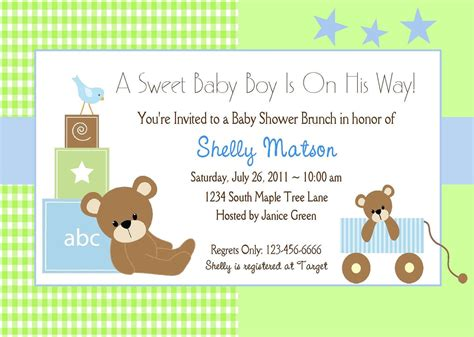 templates for shower invitations baby shower invitations templates editable theruntime com